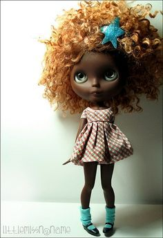 blythe dolls african american - Google Search