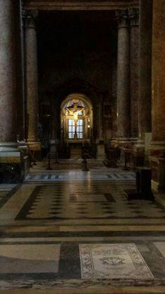 #basilica  dei Santi Apostoli Roma