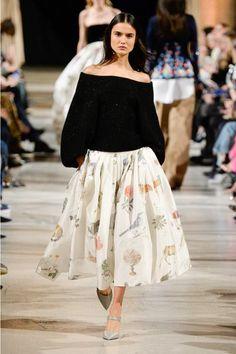Vogue Russia Oscar dela Renta #VogueCollections