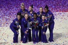 US gymnastics team 2016   | The U.S. Women's Gymnastics Team Was Announced and It's Pretty Damn ...