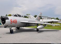 """The Mikoyan-Gurevich MiG-17 """"Fresco"""" was the next major evolution of the Soviet jet fighter - succeeding the MiG-15 and preceding the MiG-19."""