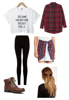Flannels by emily713 on Polyvore featuring polyvore and art