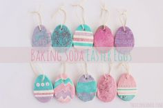 Baking Soda Easter Eggs http://hellobabyblog.co.uk/get-crafting-easter-craft-ideas-for-toddlers/
