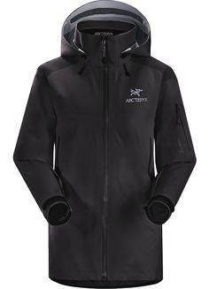 Theta AR Jacket Dame Svært allsidig vanntett og pustende skalljakke i lårlengde…