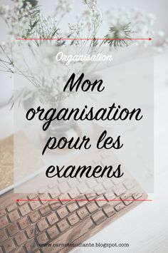 Voici mon organisation pour les examens, j'espère que les astuces vous aidero… Here is my organization for the exams, I hope the tips will help you for your studies. Diy Organisation, Back To School Organization, Notebook Organization, Diy Notebook, Back To School Highschool, High School, Psychology Graduate Programs, Exam Motivation, Back To School Bulletin Boards