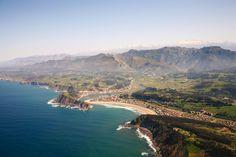 Travel Break: Exploring the Marvels of Asturias — Las Morenas De España Costa, Algarve, Santa Maria, Beautiful Places In Spain, Beautiful Scenery, Zakynthos, Asturias Spain, Paraiso Natural, Bottom Of The Ocean