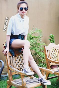 Outfit Goals, Outfit Ideas, Filipina Beauty, Julie Ann, San Jose, Idol, Ootd, Outfits, Style
