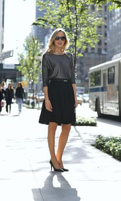 bd4384d018 work wear street style fall fashion trends 2013 new york city nyc the  classy cubicle fashion · Corporate Attire Women Young ProfessionalYoung ...