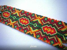 Photo of #51892 by Len - friendship-bracelets.net
