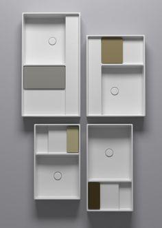 Ceramica Globo Display Collection by GamFratesi