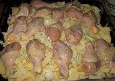 Puff potatoes On all occasions / Chief-Cooker Yummy Mummy, Yummy Food, Vegan Recipes, Cooking Recipes, Polish Recipes, Recipes From Heaven, Love Food, Chicken Recipes, Food Photography