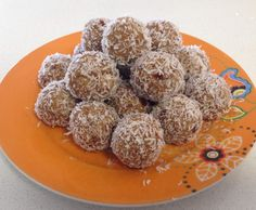 Recipe Apricot Bliss Balls by Sherry Diefenbach - Recipe of category Baking - sweet