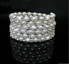 Stock 2017 Fashion Peals Crystals Cheap Bracelet Wedding Bridal Bracelets Jewerly Cheap Fine Jewelry Friendship Necklaces From Lovemydress, $5.03| Dhgate.Com