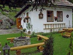 Classic Turkish village home Más Cottage Design, Cottage Style, House Design, Bohemia House, Beau Site, Adobe House, My Ideal Home, Backyard, Patio