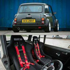 Mini Cooper S, Mini Cooper Classic, Cooper Car, Classic Mini, Classic Cars, Minis, Mini Morris, Automobile, Auto Retro