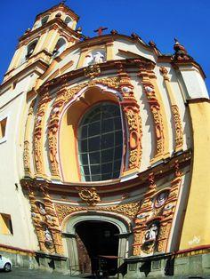 Iglesia del Carmen, Orizaba