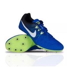 8d0e90492ad6 10 Best BRAND NEW! Nike Zoom Rival M 8 Men s Track Sprint Spikes ...