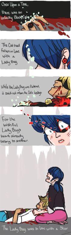 Miraculous Ladybug Sad Comic/aaaaaaaaaaahaaaaaaa I'm crying....why why???? aaaaaa Adrien!!!!!