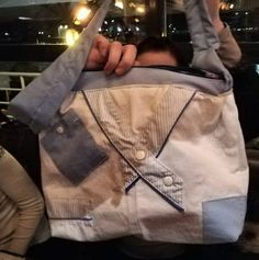 Sac Alex cousu par Cindy