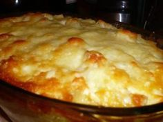 MAMA'S CREAMY BAKED MACARONI AND CHEESE