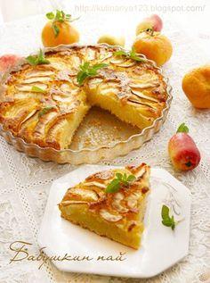 Бабушкин пай (очень пушистый, мягкий, тающий во рту пирог!!!)))