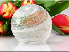 I am trying to raise $200 to buy one of these made with my father's ashes and hand blown glass. Turn tragedy into beauty.