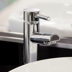 Peru Deluxe Extended Basin Mixer