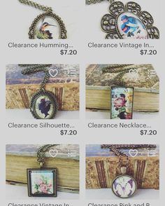 Jewelry SALE! We're spring cleaning to make room for new stock. All clearance items listed 40% off. Our fashion jewelry necklaces, earrings and rings are perfect for gift giving.
