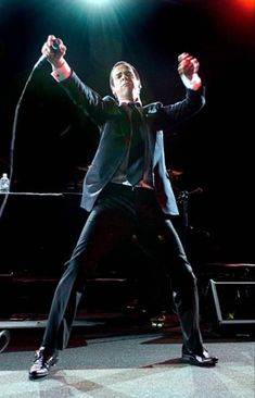 The Bad Seed, Nick Cave, Post Punk, Seeds