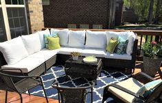 Budget Friendly Outdoor Living Spaces