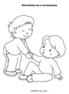 Preschool Social Skills, Preschool Behavior, Preschool Writing, Preschool Printables, Preschool Lessons, Preschool Activities, Preschool Friendship, Friendship Activities, Art Drawings For Kids