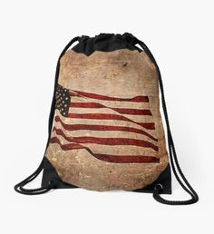 'Wings' Drawstring Bag by Backpack Bags, Drawstring Backpack, Iphone Wallet, Woven Fabric, Wings, Flag, Backpacks, Classic, Ali