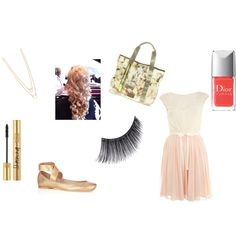 Meg Giry inspired outfit! - Polyvore