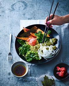 fish & chips met wasabi