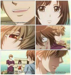 Ookami Shoujo to Kuro Ouji || Kimura, Erika, and Kyouya || Hahaha, that's what you get for playing with Erika's feelings!