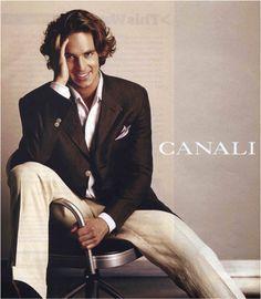 Canali. Love their stuff.