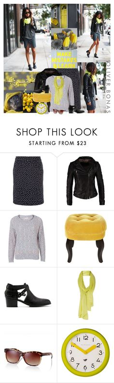 """""""#1211"""" by leannesugarplum ❤ liked on Polyvore featuring Poem, The Velvet Chair Company, Senso and Newgate"""
