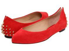 zapatos bajos de mujer coral
