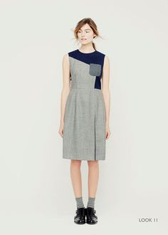 YUNE HO Yune Ho 2013 fall collection