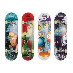 Hudora Skateboard Instinct ABEC 1 (12161)