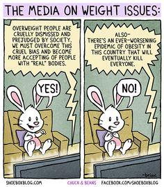 media on weight