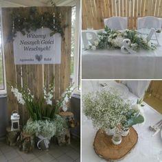 Dekoracja sali wesele