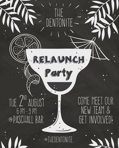 Come party with #thedentonite! @thedentonite is relaunching their site on Monday August 1 (FIVE DAYS AWAY!!) and partying on Tuesday August 2nd! Come meet the new team and learn how you can get involved. Or just come for a great drink :) Art by @shainasheaffphoto  #thedentonite #paschallbar #dentonite #dentonslacker #dentonsquare #denton #dentontx #dentoning #scoutdenton #thisisdenton #doingitdenton #wedentondoit #wddi #discoverdenton #dentonlocaldentonproud