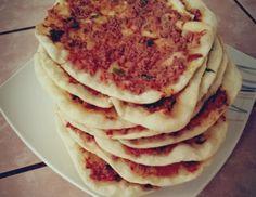 Lahmacun-Türkische Pizza - Rezept - ichkoche.at
