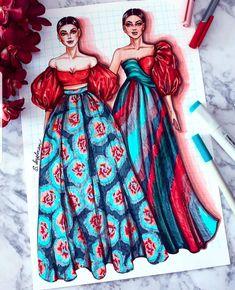 Dress Design Drawing, Dress Design Sketches, Fashion Design Sketchbook, Fashion Design Drawings, Fashion Illustration Collage, Fashion Illustration Dresses, Fashion Model Sketch, Fashion Sketches, Fashion Drawing Dresses