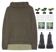 """Or forget it all together..."" by natura-umana ❤ liked on Polyvore featuring Loeffler Randall, Marc by Marc Jacobs, Dion Lee, Holga and Nearly Natural"