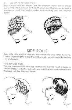 side rolls