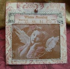 The Stampsmith: She's A Little Angel