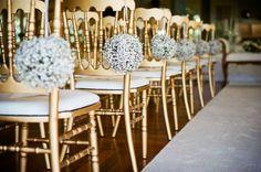 Wedding Trends for 2013 - Great Gatsby - Calluna Events Wedding Ceremony Ideas, Ceremony Decorations, Wedding Trends, Decor Wedding, Ceremony Seating, Ball Decorations, Wedding Tips, Trendy Wedding, Wedding Reception