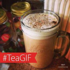 It's Friday, we need tea!